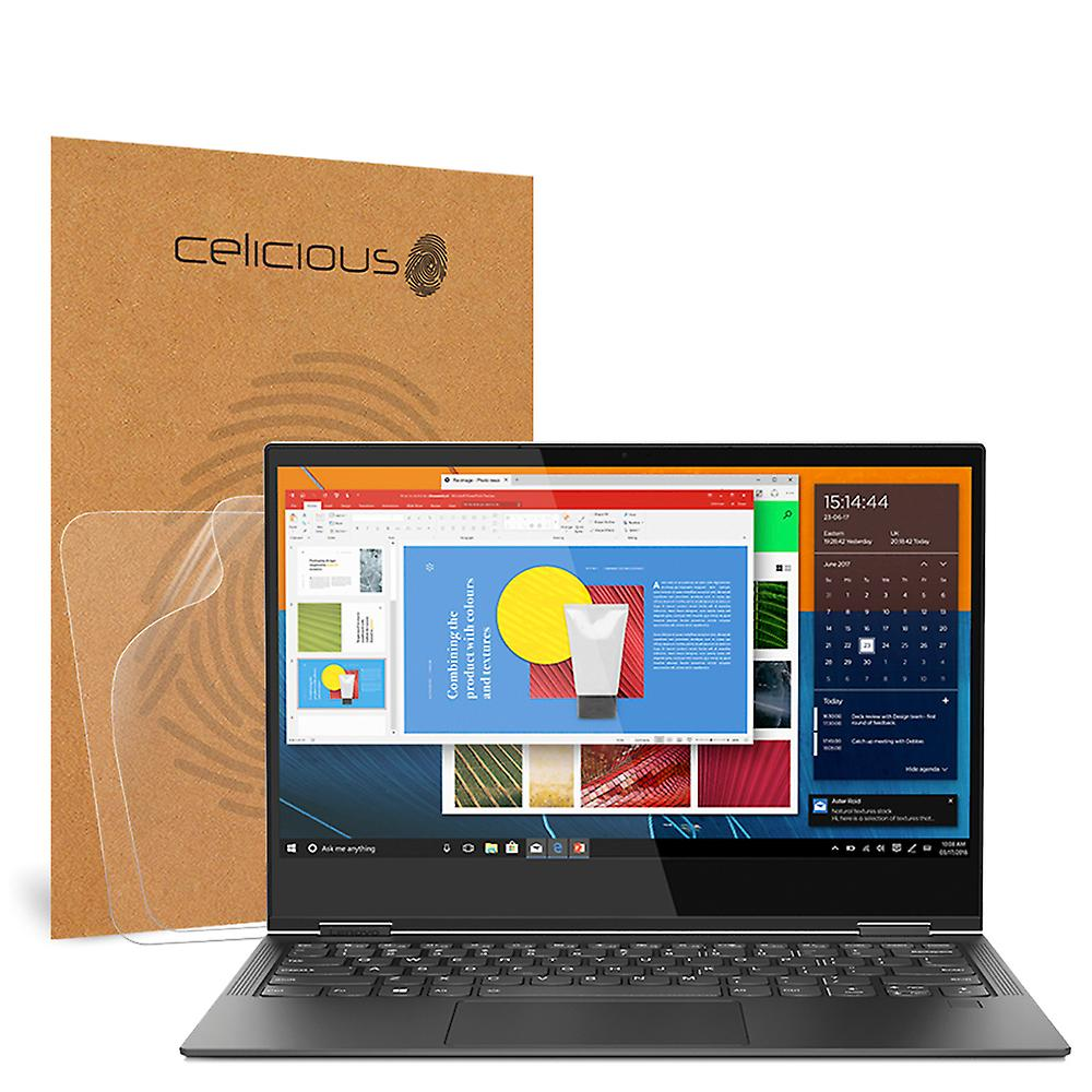 Celicious Matte Anti-Glare Screen Protector Film Compatible with Lenovo Yoga C630 WOS [Pack of 2]