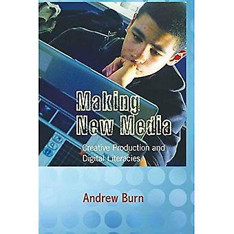 Att göra nya medier: Semiotik, kultur och Digital Literacies (nya Literacies och digitala Epistemologier)