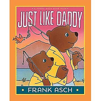 Net als Papa (Frank Asch Bear boek)