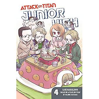 Attaque sur Titan: Junior High 4