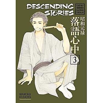 Descending Stories: Showa�Genroku Rakugo Shinju 3