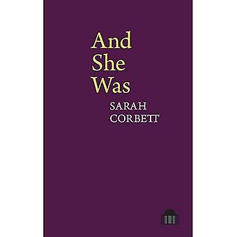 And She Was: A Verse-Novel (Pavilion Poetry)