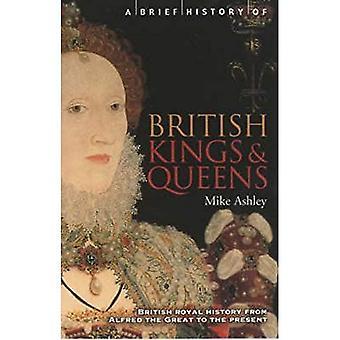 A Brief History of British rois et reines