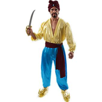 Orion costumes Mens Sinbad pirate tenue film Arabian Sailor Déguisements costume