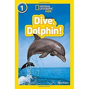 Dyk, Dolphin!: nivå 1 (nationella geografiska läsare) (nationella geografiska läsare)