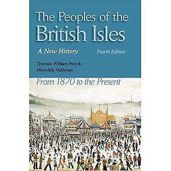Narodami brytyjskich: nowa historia. Od 1688 roku do chwili obecnej