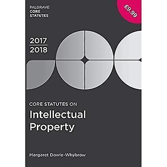 Core säännöt henkisen omaisuuden 2017-18 (Palgrave Core perussääntö)