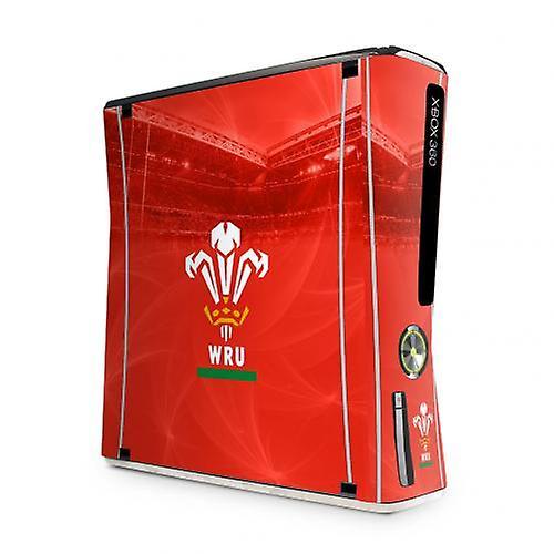 Wales R.F.U. Xbox 360 Skin (Slim)