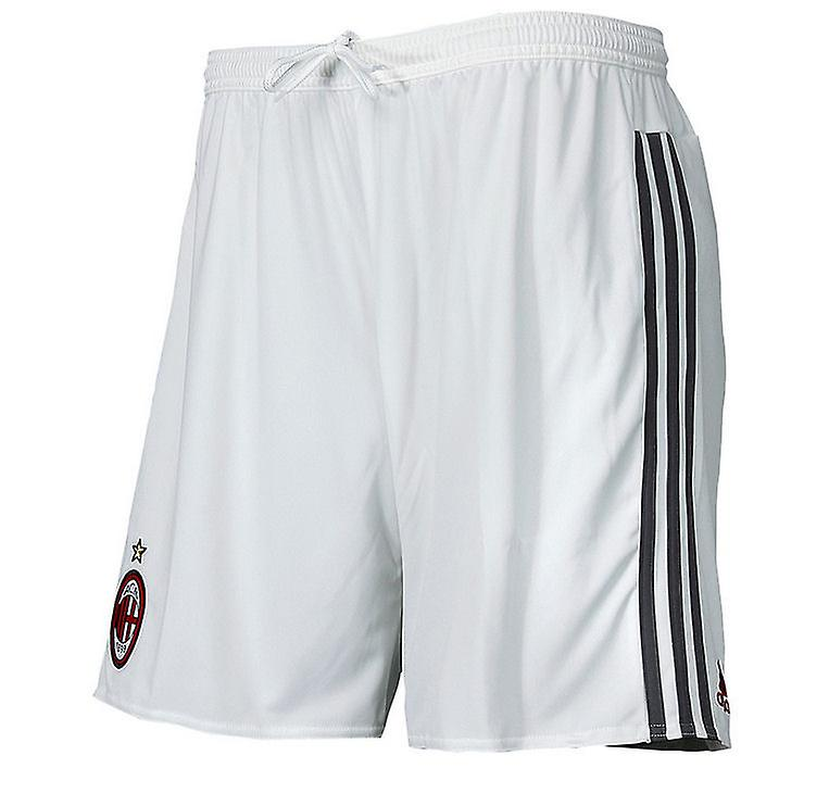 2015-2016 AC Milan Adidas Home Shorts