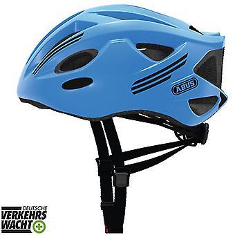 Abus S Cension bike helmet / / neon blue