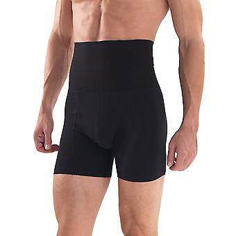 BlackSpade M9210 Men's Body Control Black High Waist Shaper Brief
