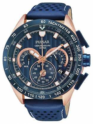Pulsar Mens Trendy Sports Chronograph PU2082X1 Watch