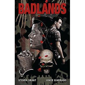 Badlands by Steven Grant - 9781506705422 Book