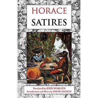 Satires by Horace - John Svarlien - David Mankin - 9781603848442 Book