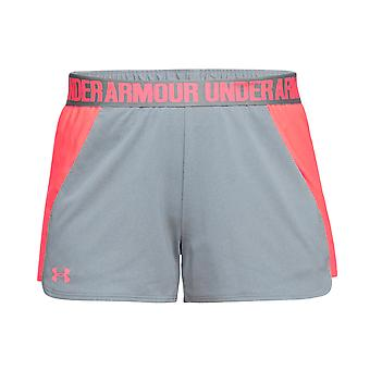 Under Armour New Play Up 3'' Short 2.0 1292231-031 Womens shorts