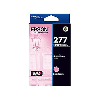 Epson 277 Light Magenta Ink Cart