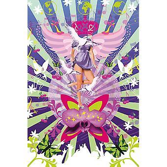 Poster - Studio B - 24x36 Celebration Wall Art CJ1555B