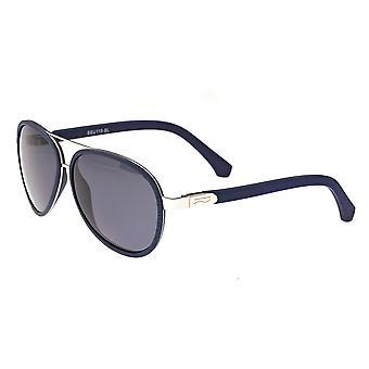 Simplify Stanford Polarized Sunglasses - Silver/Black
