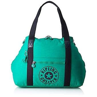 Kipling ART M Beach bag 58 cm 26 liters Green (Lively Green)