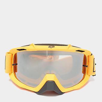 New Fox Air Space Gasoline Goggles Orange