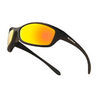 Bolle Spiflash Spider Glasses Black Nylon Frame Sports /W Tipgrip & Tpe Comfort