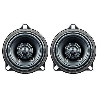 PG audio BM-4, 10 cm koaksial højttaler velegnet til BMW 1 Series (E81, E82, E87, E88), 3-serien (E90, E91, E92) 5 Series (E60, E61), x1 (E84) 1 par