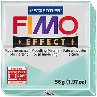 Fimo Soft Polymer Clay 2 onces menthe Ef8020 505J