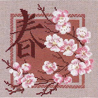 Spring Counted Cross Stitch Kit 8