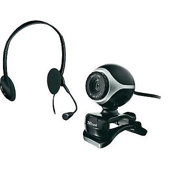 Trust Exis Chatpack Webcam and Headset