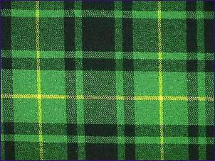 MacArthur, Antique - Pure tartan de laine