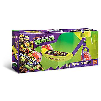 Mondo 1 3 Wheel Scooter - Ninja Turtles (Outdoor , On Wheels , Scooters)
