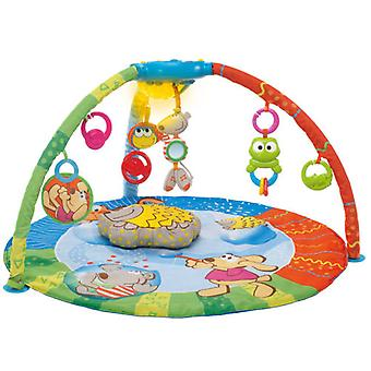 Chicco Archery Activities Rug Gym Bubble