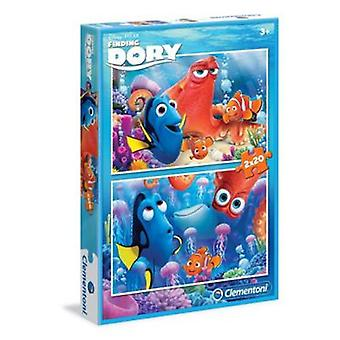 Educa Puzzle Finding Dory 2x20 Pieces (Toys , Boardgames , Puzzles)