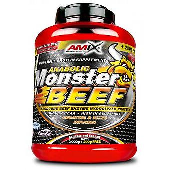 Amix Beef Monster Protein 1 Kg (Sport , Protéines et hydrate)