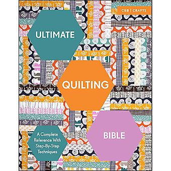 Collins & Brown Publishing-Ultimate Quilting Bible COL-31777