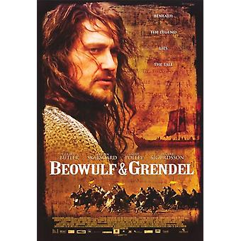 Beowulf & Grendel Movie Poster (11 x 17)