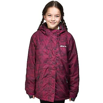 ALPINE Girls' Paradise Ski Jacket