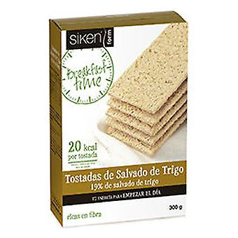 Siken Wheat toast 300g form (Dietética , Crackers)