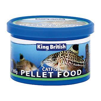 Re britannico Catfish pellet (con Ihb) 65g (confezione da 6)