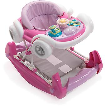 Mit barn Coupe Walker Pink