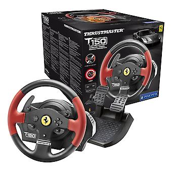 Thrustmaster T150 Ferrari Force Feedback officielle Racing Wheel - PS4/PS3/PC DVD