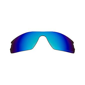 New SEEK Polarized Replacement Lenses for Oakley RADAR PITCH Blue Mirror