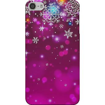 Christmas pink cover til iPod Touch 5/6