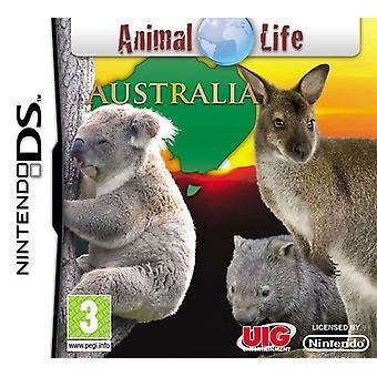 Dyreliv Australien Nintendo DS spil