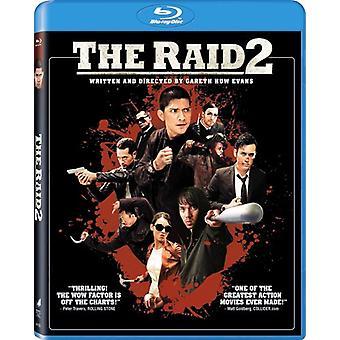 Raid 2 (Unrated) [BLU-RAY] USA import