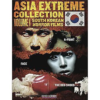 Asien ekstreme 1: sydkoreanske Horror film [DVD] USA importerer