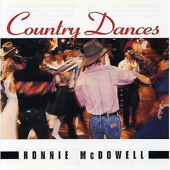 Ronnie McDowell - land Dances [CD] USA import