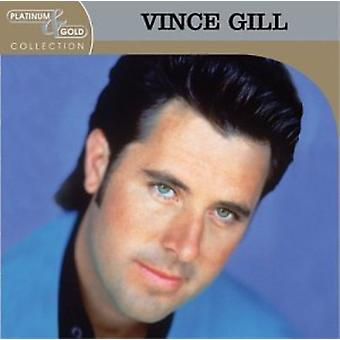 Vince Gill - Platinum & Gold Collection [CD] USA import