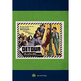 Importazione USA deviazione [DVD]