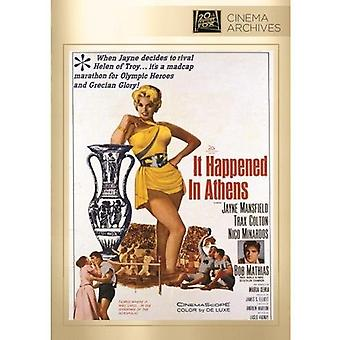 It Happened in Athens [DVD] USA import